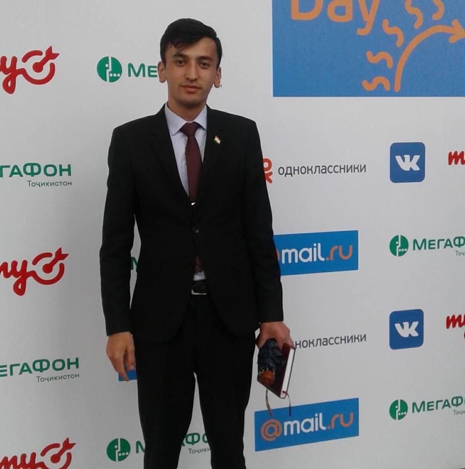Шарифджон Алимардонов